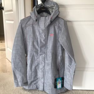 New Under Armour Women's Loose Fit Hooded Jacket